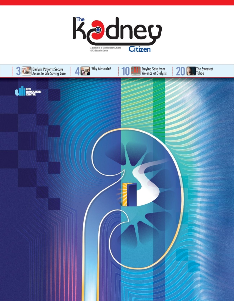 The Kidney Citizen Issue 8 (May 2018)